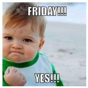 It's Friday!  Day 10 of No SpendChallenge